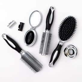 16 Piece Professional Hair Styling Set