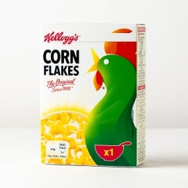 Kellogg's Corn Flakes Mini Cereal