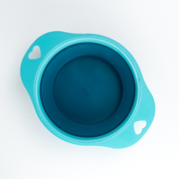 Space Saving Collapsible Pet Bowl [ARCHIVE]