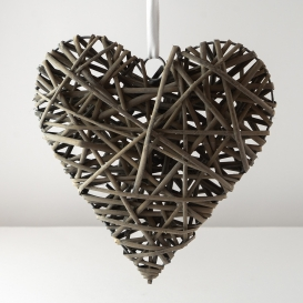 Wooden Heart Decoration [ARCHIVE]