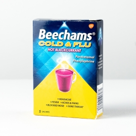 Beechams Cold and Flu 5 Sachets [ARCHIVE]