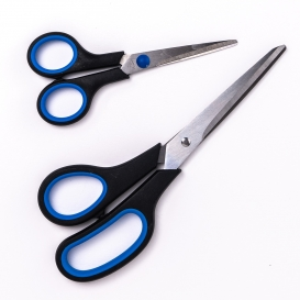 Comfort Grip Scissors - 2 Pack [ARCHIVE]