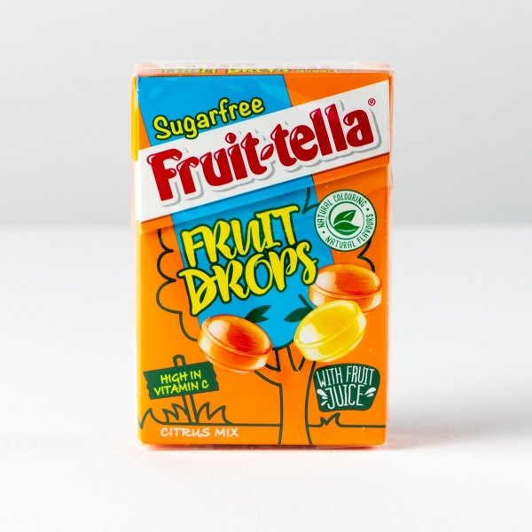 Fruit-Tella Fruit Drops - Citrus Flavour