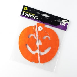 Halloween Paper Bunting - 3 metres [ARCHIVE]