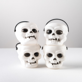 Halloween Trick or Treat Pots - 4 pack [ARCHIVE]