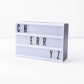 LED Cinematic Light Box