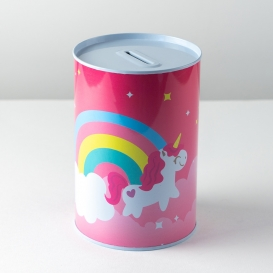 Magical Unicorn Money Tin [ARCHIVE]