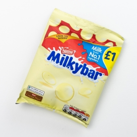 Milkybar Giant Buttons Bag