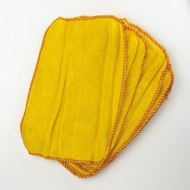 Yellow Household Dusters 10pk