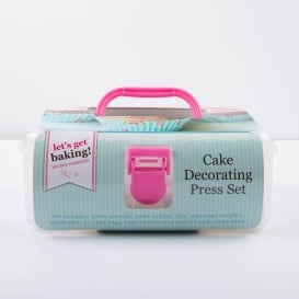 Cake Decorating Set 96pcs
