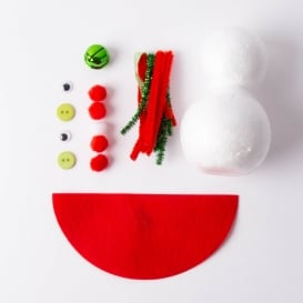Christmas Make Your Own Snowman