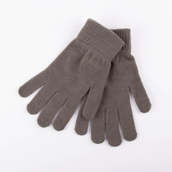 Ladies' Thermal Gloves - Grey