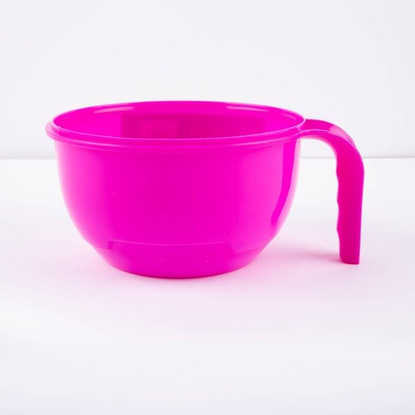 Microwave Safe Bowl - Pink