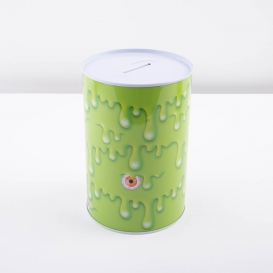 Slime Design Money Tin