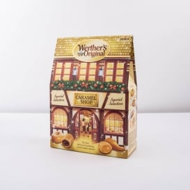Werthers Original Caramel Shop Box 250g